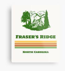 Outlander: Fraser's Ridge Metal Print