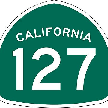 California State Route 127 by Joeybab3