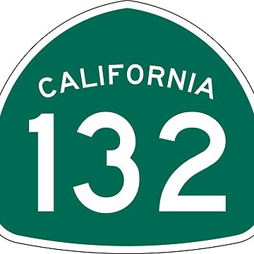 California State Route 132 by Joeybab3