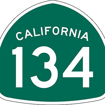 California State Route 134 by Joeybab3