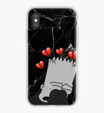 SAD BART iPhone-Hülle & Cover