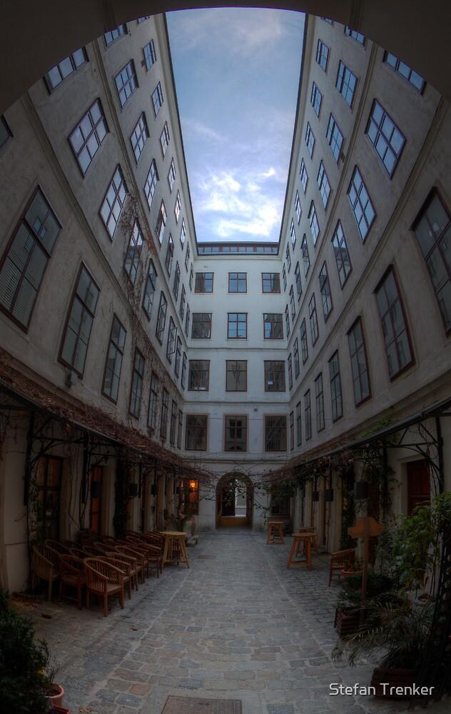 The Courtyard by Stefan Trenker