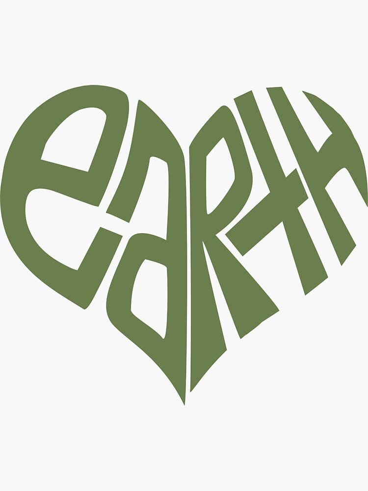Yo corazon la tierra de TheLoveShop