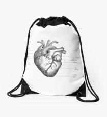 Mochila saco Anatomía del corazón humano