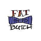 Fat Butch Tattoo by Alex Heberling