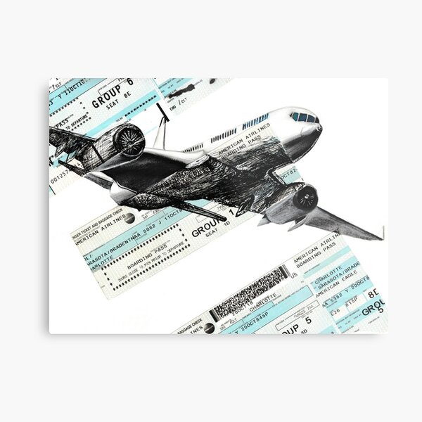 Planeception Metal Print