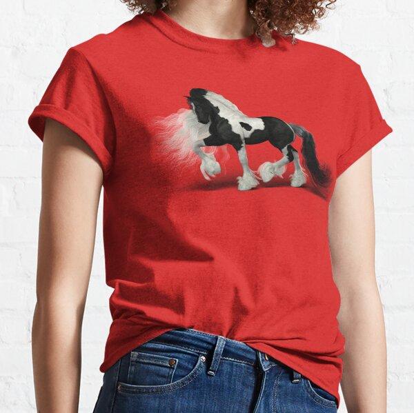 Gypsy Vanner Horse Classic T-Shirt