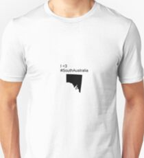 #southaustralia Unisex T-Shirt