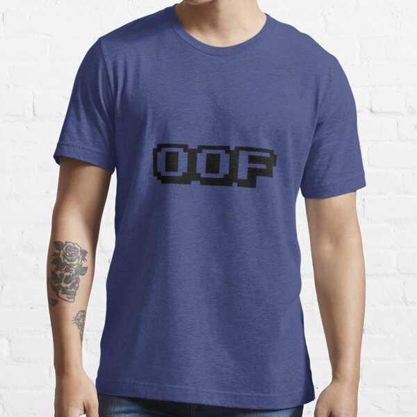 Roblox Oof Roblox Long Sleeve T Shirt By Avemathrone Roblox Oof T Shirts Redbubble