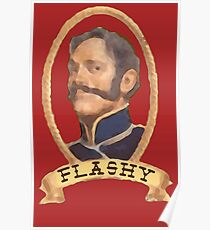 Flashy! Poster