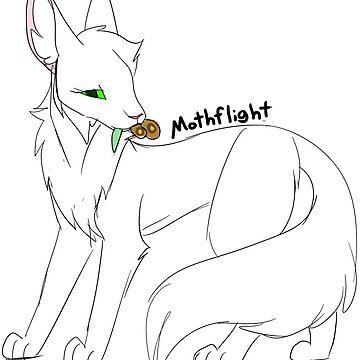 Mothflight by Draikinator