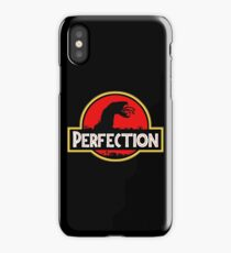 Perfection: Tremors Park iPhone Case/Skin