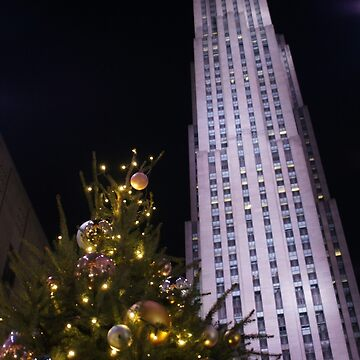 Rockefeller Center other tree by Kirstyshots