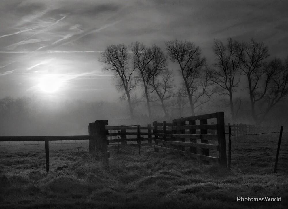 Eternal sunrise by PhotomasWorld