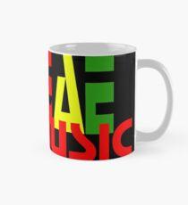 REGGAE MUSIC,RASTAFARI  Tasse