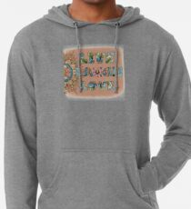 Live, Laugh, Love - Words to Live By Lightweight Hoodie