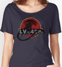 LV-426 Women's Relaxed Fit T-Shirt