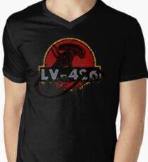LV-426 Men's V-Neck T-Shirt