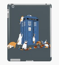 Time Travelers iPad Case/Skin
