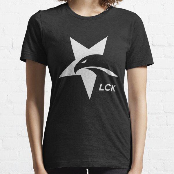 LCK Logo LCS League Logo Essential T-Shirt