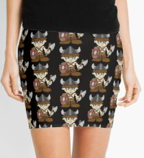 Lil' Viking Mini Skirt