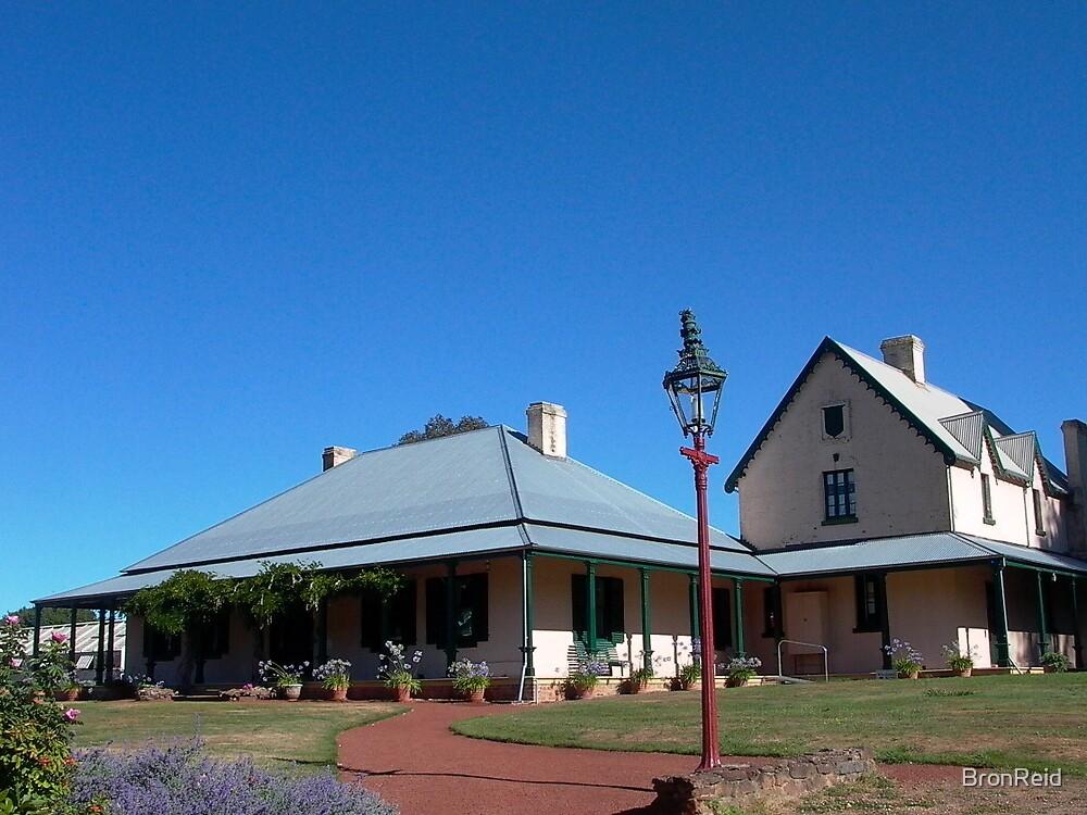 Entally House, Tasmania by BronReid