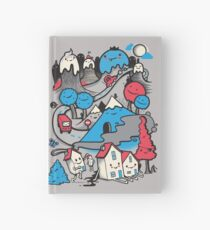 No More Humans Hardcover Journal