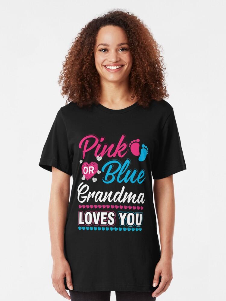 tee Baseball Or Bows Gender Reveal Grandma Loves You Unisex Sweatshirt