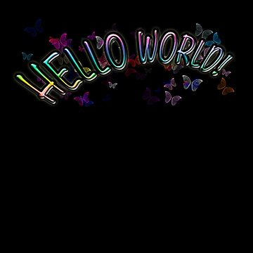 Hello World by sruhs