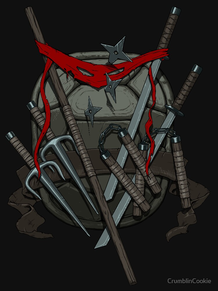 Ninja Weg von CrumblinCookie