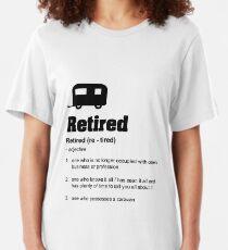 Retired Slim Fit T-Shirt