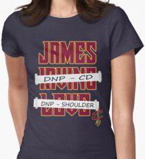 James Doing It All T-Shirt
