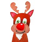 Rudolph by Dieter Tracey