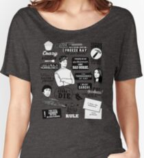 Horrible Quotes Women's Relaxed Fit T-Shirt