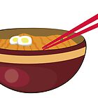 Noodle Soup by Julia2Julia