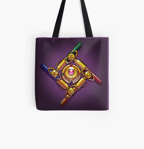 Henshin Items Classic All Over Print Tote Bag