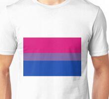 Bisexual Flag Unisex T-Shirt