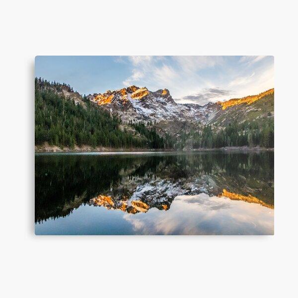 Sardine Lake Metal Print