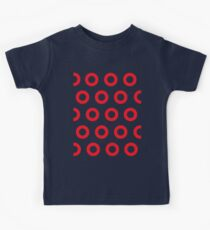 Camiseta para niños Jon Fishman - Phish Drummer Red Circle Print