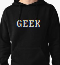 Geek Pullover Hoodie