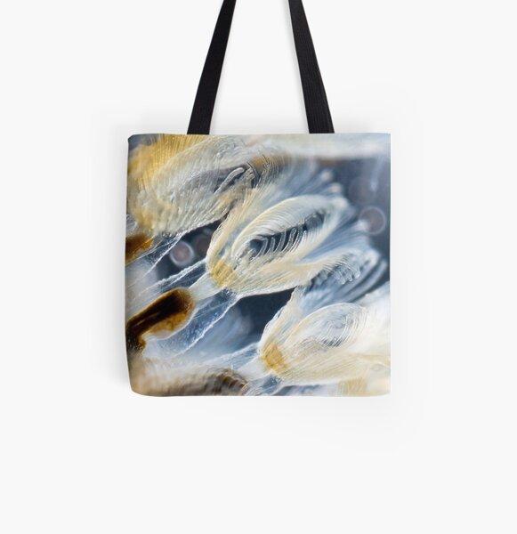 Bryozoa All Over Print Tote Bag