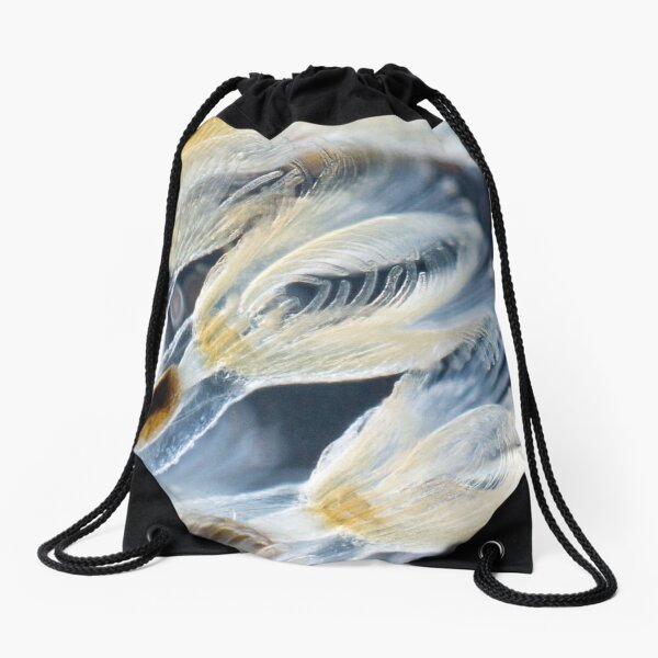 Bryozoa Drawstring Bag