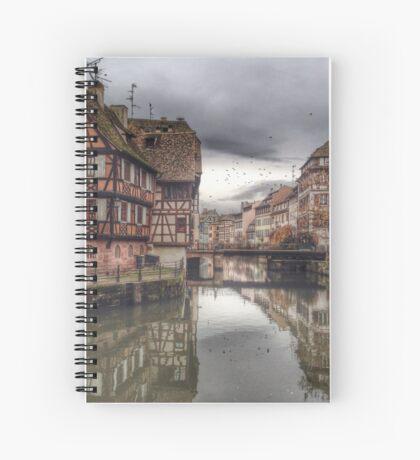 Petit France, Strasbourg Spiral Notebook