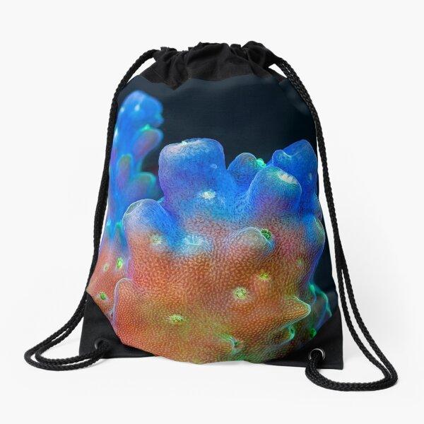 Acropora Drawstring Bag