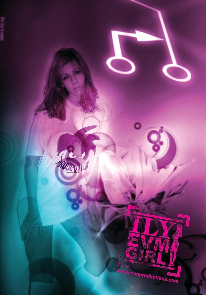 EVM-Girl (Lost For Words) by BaronVonRosco