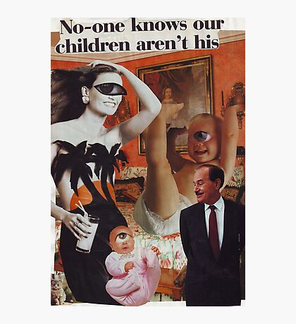 No-One Knows Photographic Print