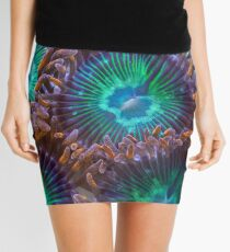 Zoanthids Mini Skirt