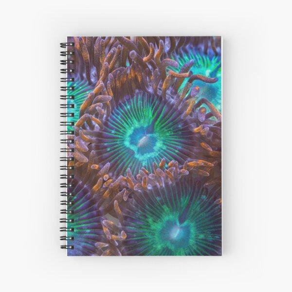 Zoanthids Spiral Notebook
