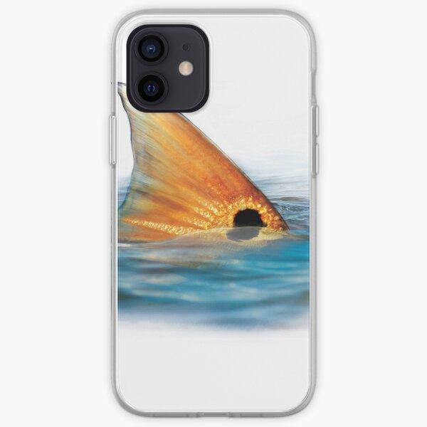 Tailing Redfish iPhone Soft Case