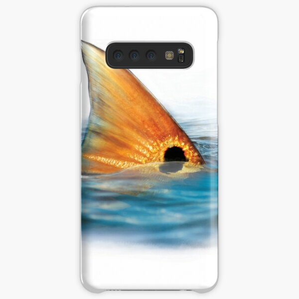 Tailing Redfish Samsung Galaxy Snap Case